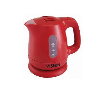 Vision E. Kettle 0.8L VSN-EK-001 (Red) - Code 823425 by RFL Electronics Ltd. (Vision)