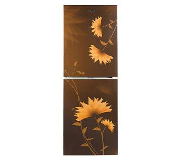 Vision Refrigerator RE-222 L Lotus Flower Brown-TM - Code 827748 by MK Electronics