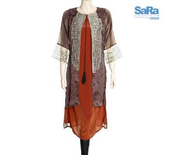 SaRa Lifestyle Womens Exclusive Ethnic (SRPW078B)