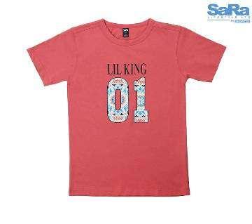 SaRa Lifestyle Kids Boys T-Shirt (DSTH33)