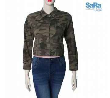 SaRa Lifestyle Ladies Jacket (NSCT04A)