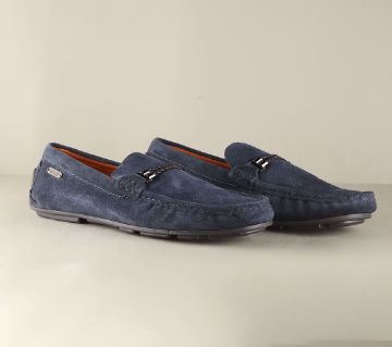 MAVERICK Mens Saddle Moccasin by Apex