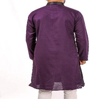 PURPLE COLOR PANJABI BY ECSTASY Bangladesh - 11393883