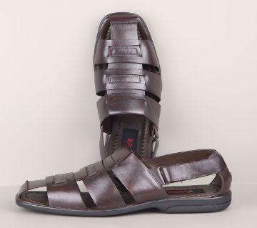 ONLINE EXCLUSIVE APEX Mens Close Sandal