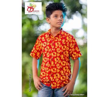 Rang Bangladesh Kids Shirt-NG-SHT-00432 by Rang Bangladesh