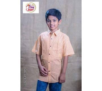 Rang Bangladesh Kids Shirt-RBJ-SHT-00072 by Rang Bangladesh