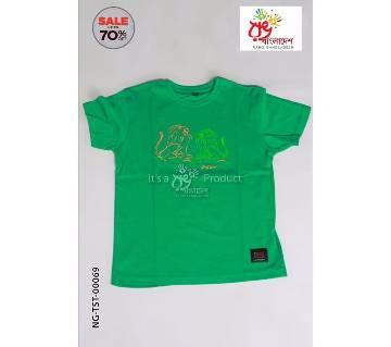 Rang Bangladesh Kids T-Shirt-NG-TST-00069 by Rang Bangladesh