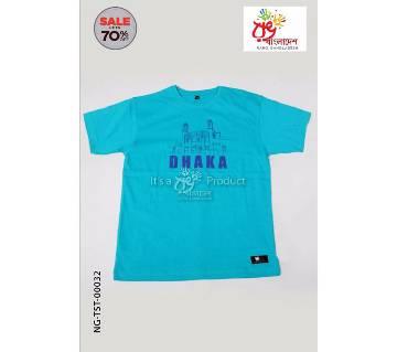 Rang Bangladesh Kids T-Shirt-NG-TST-00032 by Rang Bangladesh