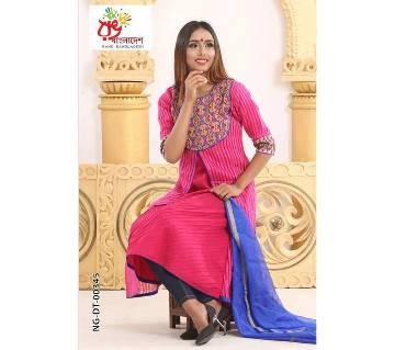 Rang Bangladesh Stitched Dress-NG-DT-00345 by Rang Bangladesh
