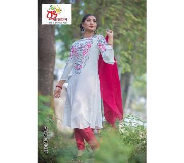 Rang Bangladesh Stitched Dress-NG-DT-00384 by Rang Bangladesh