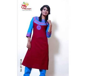 Rang Bangladesh Stitched Dress-NG-DT-00128 by Rang Bangladesh