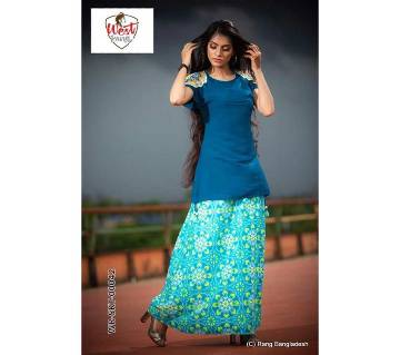West Rang Skirt WR-SKT-00042 (Rang Bangladesh) by Rang Bangladesh