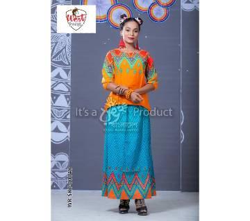 West Rang Skirt WR-SKT-00048 (Rang Bangladesh) by Rang Bangladesh
