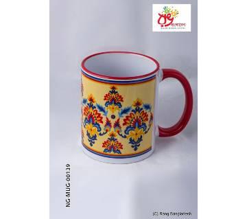 Rang Bangladesh Mug-NG-MUG-00139 by Rang Bangladesh