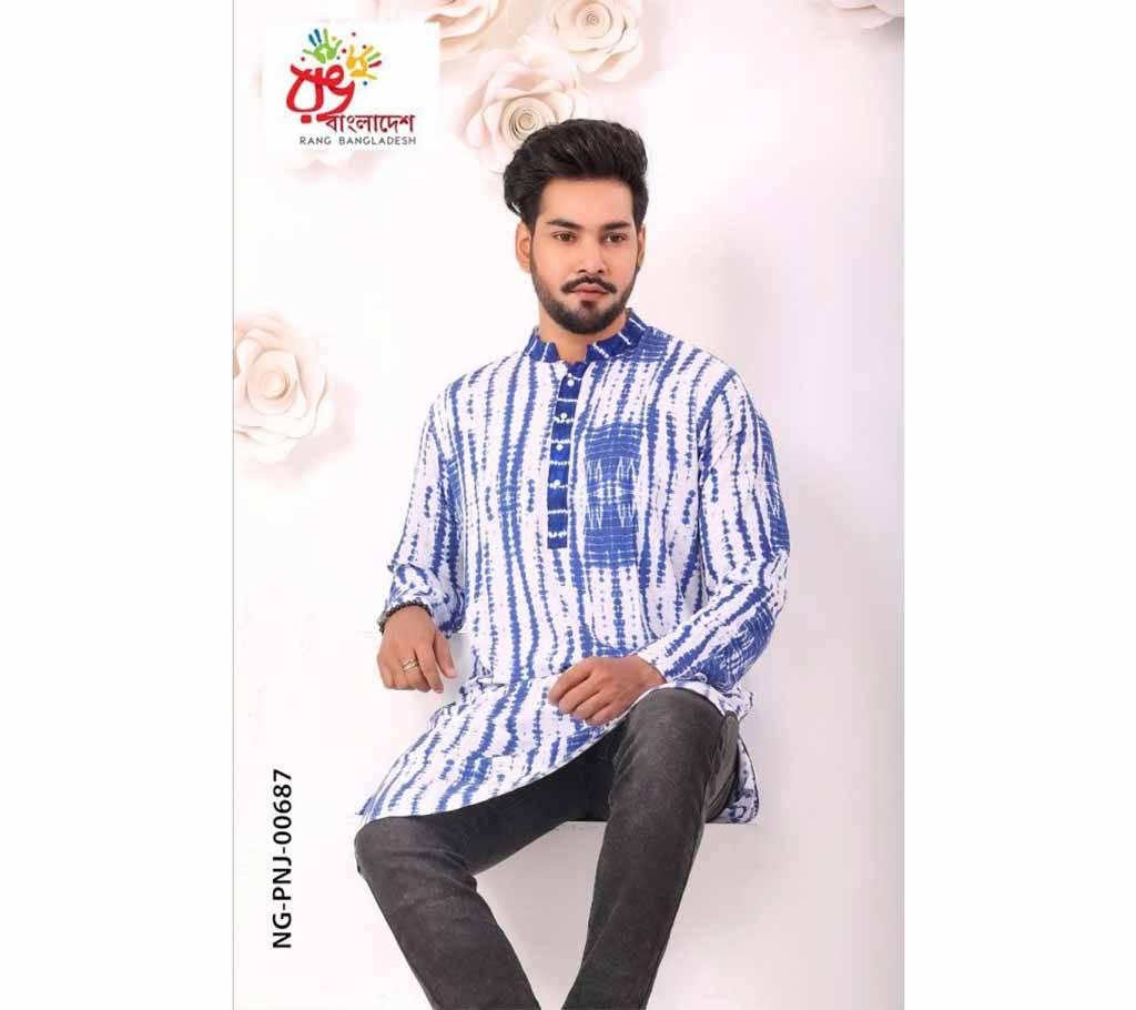 রঙ বাংলাদেশ পাঞ্জাবী - NG-PNJ-00687 by Rang Bangladesh বাংলাদেশ - 1156750