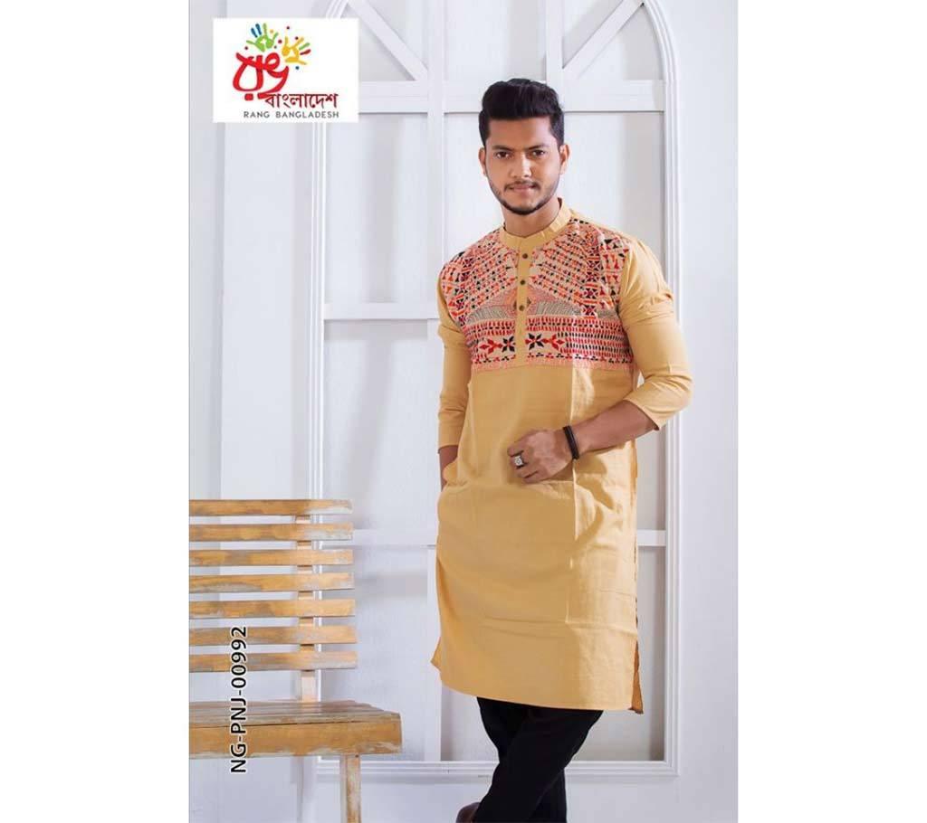 রঙ বাংলাদেশ পাঞ্জাবী - NG-PNJ-00992 by Rang Bangladesh বাংলাদেশ - 1156803