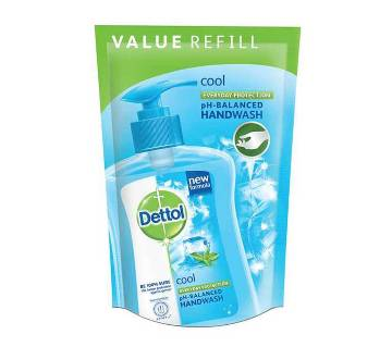 Dettol Handwash Refill 170ml (Cool) by Reckitt Benckiser Bangladesh - 11401471