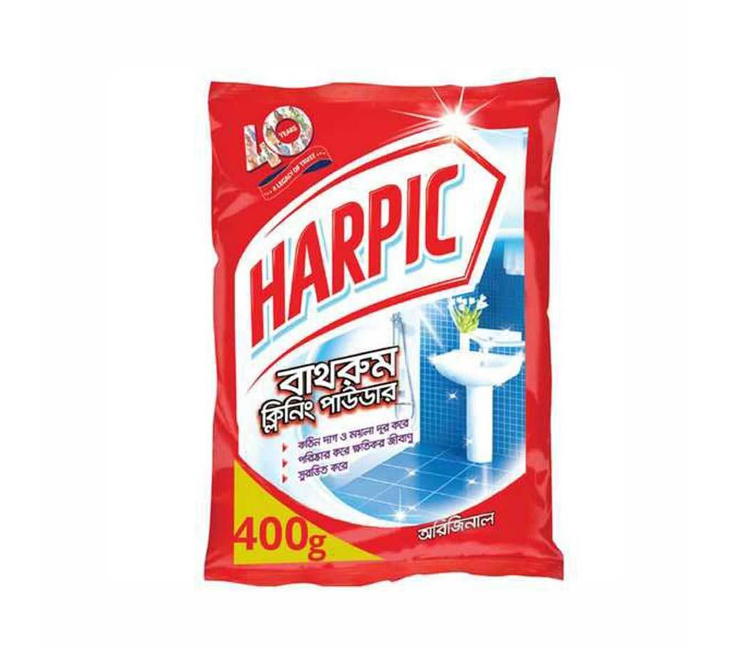 Harpic Bathroom Cleaning Powder 400gm by Reckitt Benckiser বাংলাদেশ - 1140172
