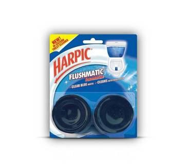 Harpic Flushmatic In-cistern Toilet Cleaner Twin Pack (50gm X 2) Offer by Reckitt Benckiser Bangladesh - 11401761