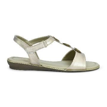 Bata Flat Sling-back Sandal for Women - 5615409