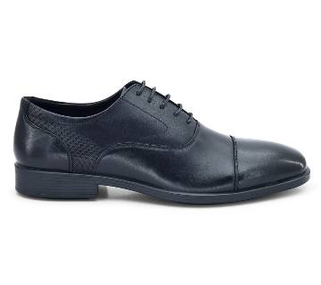 Hush Puppies Black Lace-up Shoe for Men by Bata - 8066616