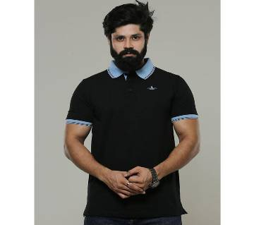 Menz Slim Fit Polo Shirt by Masculine