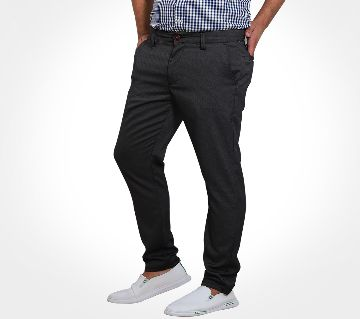 Fancy Chino Pant Black by Masculine