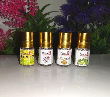 1,Lemon 2,Lechee 3,Chondon 4,Apple (Attar)-BD
