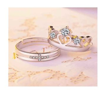 01Couple Ring