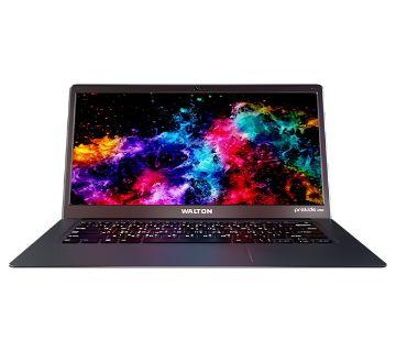 Walton Prelude N5000 Laptop - Quad Core 1.10GHz Processor - 4GB DDR4 RAM - 1 TB HDD - 14.0 inch High Definition (HD) LED Panel - Black