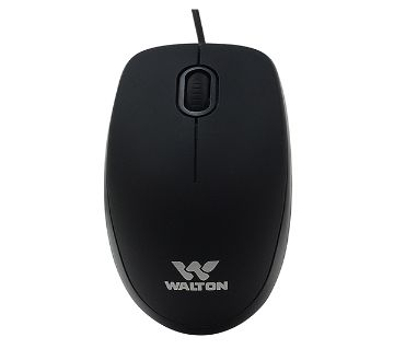 Walton Wired Optical Mouse WMS010WN