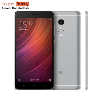 Xiaomi Redmi Note 4 - 4GB/64GB মোবাইল ফোন
