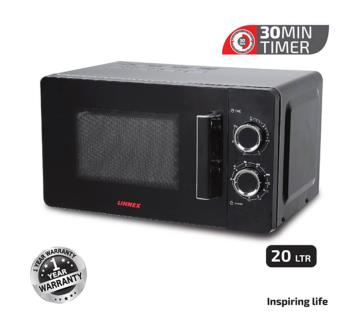 Linnex Microwave Oven - LNX-MCO-20L BLK