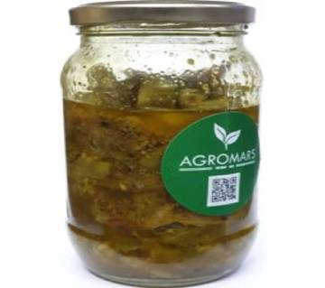 Green Chilly Pickle 400gm