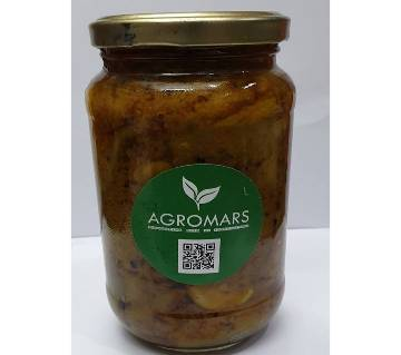 Mango Pickle(Sweet, Sour and Hot) 400gm