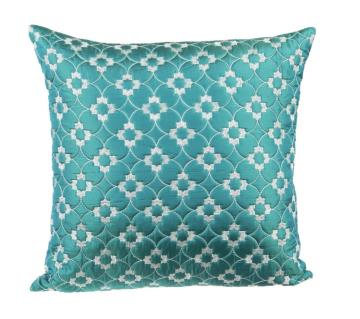 Turq Cushion Cover by Ivoryniche
