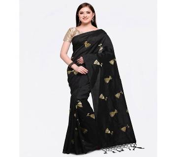 Silk Saree with blouse piece for women