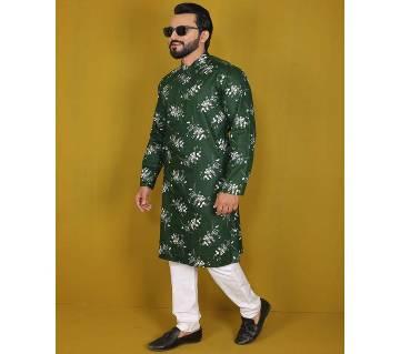 Oxford Cotton Punjabi for men