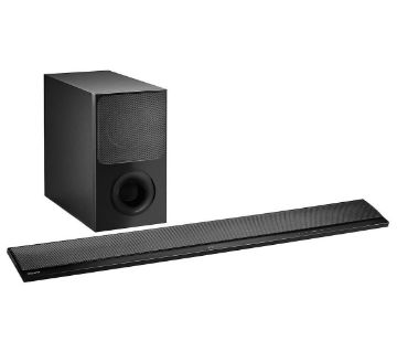 Sony 2.1ch Soundbar with Bluetooth | HT-CT390 | Sony Asia