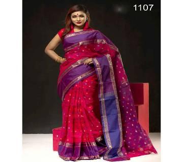 Cotton tat Saree for Womens