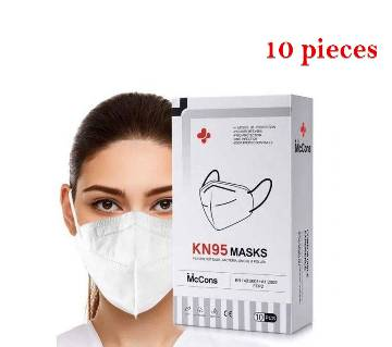 5 pieces Imported Original McCons কেএন৯৫ Mask (With certificate)