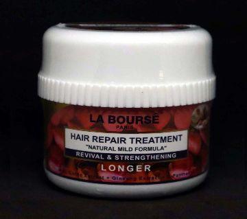 La Bourse Paris Hair Repair Treatment With Garlic Extract 250G-paris