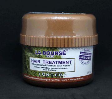 La Bourse Paris L1128 HAIR TREATMENT HENNA 250G-paris