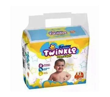 Twinkle Baby Diaper XL 12 Pcs