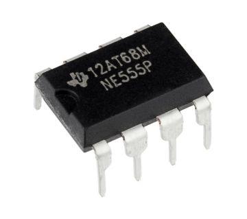 555 IC NE555 NE555P NE555N Timers (20pcs)