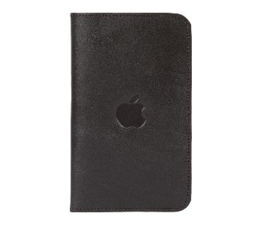 Leather Solid Color Large Capacity Long Wallet For Gents