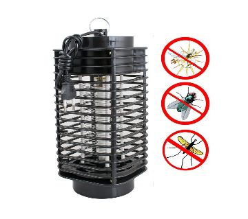 Anti Mosquito Killing Lamp - Black