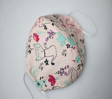 Face Masks - CDC Approved Fabric Masks - 08