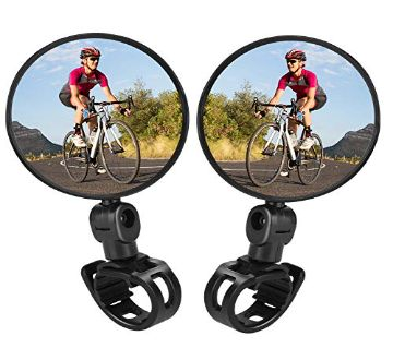 1 pc Bicycle 360 Mirror