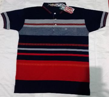 Short Sleeve Polo T-Shirt for Men China Cotton